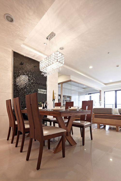 132平日式风格家居餐厅效果图