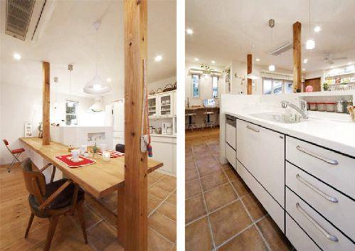 日式简约公寓餐厅设计图片