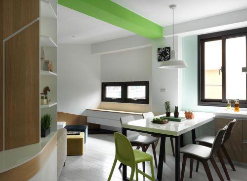 现代简欧风格餐厅设计