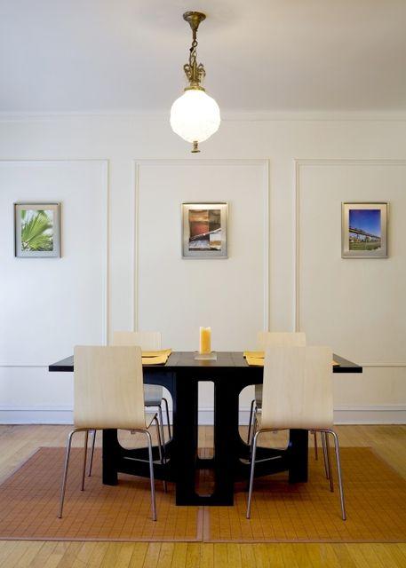 优雅北欧风情公寓餐厅效果图片