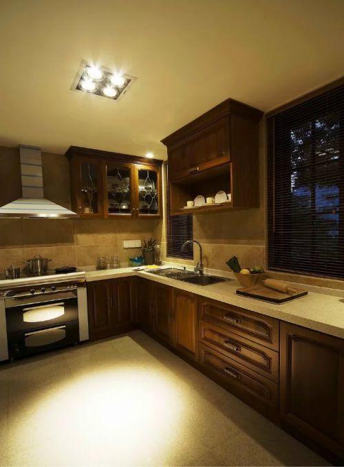 东南亚厨房装修风格效果图