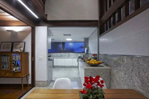 东南亚厨房瓷砖装修图片欣赏