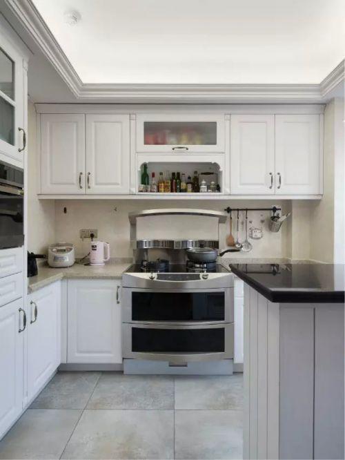 成套厨房整体橱柜装修效果图