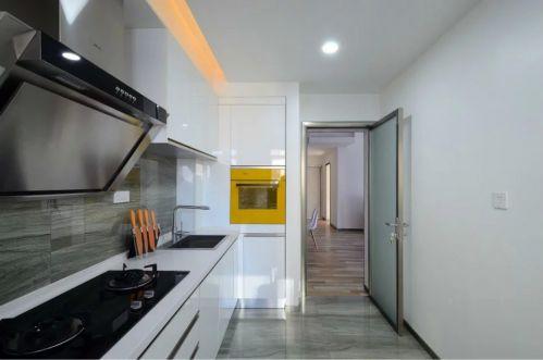 厨房新古典风格装修欣赏