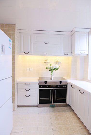 新古典风格厨房效果图片