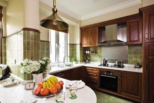 新古典风格别墅厨房设计