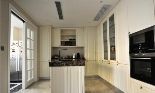 新古典别墅厨房设计图片