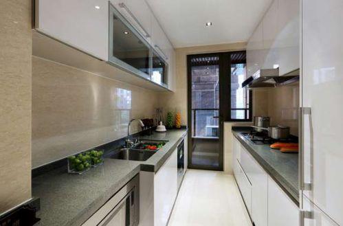 新古典风格厨房效果图