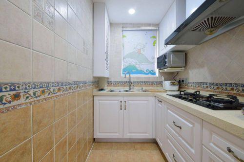 混搭风格小户型厨房设计