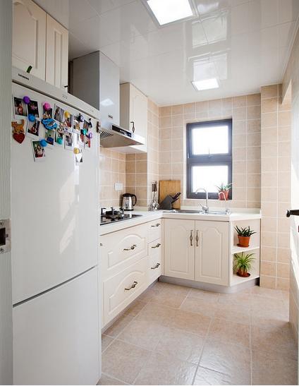现代美式混搭风格厨房设计