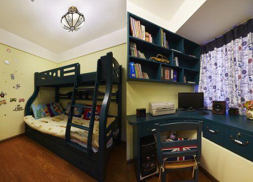 舒适田园风格儿童房设计