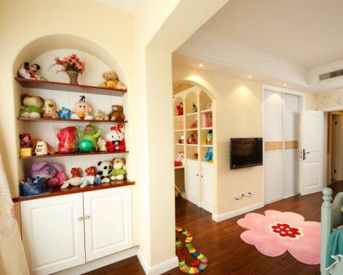 欧式地中海风格儿童房设计