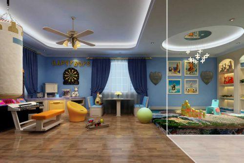 儿童房地中海风格装修