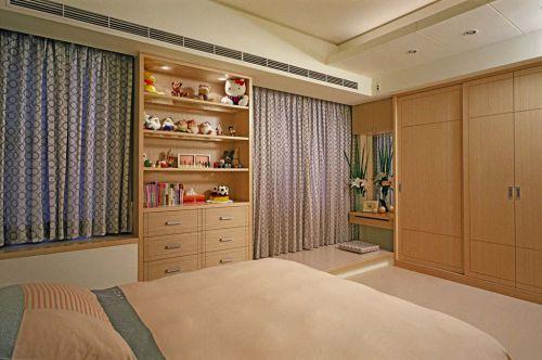 93平米新古典风格别墅儿童房装修设计