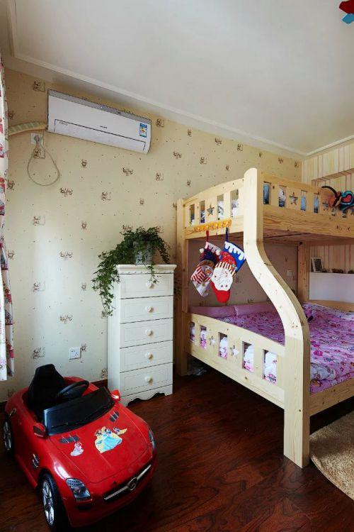 美式风格儿童卧室设计图片
