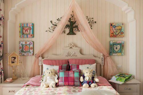 美式风格儿童房装修设计图片