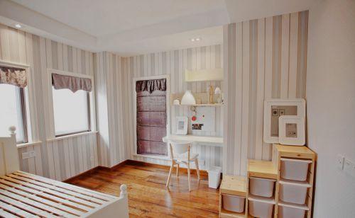 美式清新家居儿童房效果图