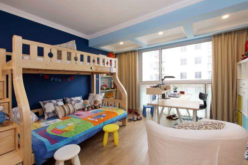 复式家居儿童房装饰设计案例