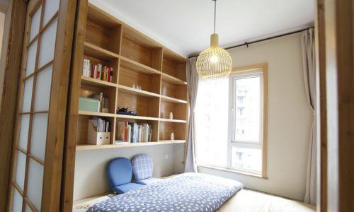 日式简约书房榻榻米设计