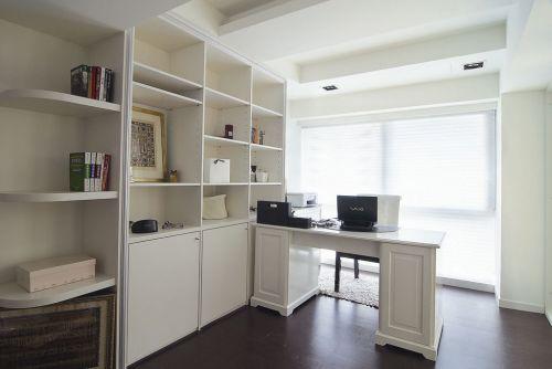 新古典风格书房效果图片大全