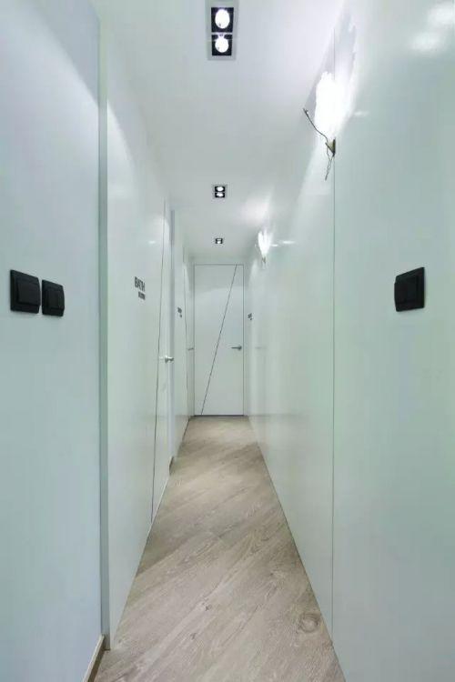 美式风格走廊设计图片