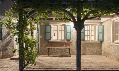 简约风格别墅花园装修效果图
