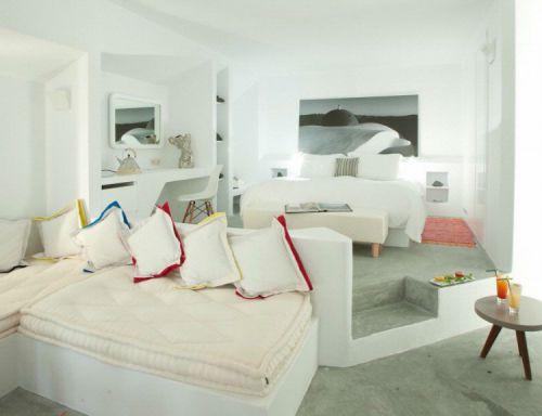 70平小户型现代简约风格客厅实景图