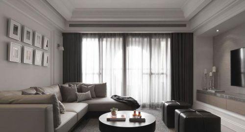 时尚现代风格客厅沙发效果图欣赏