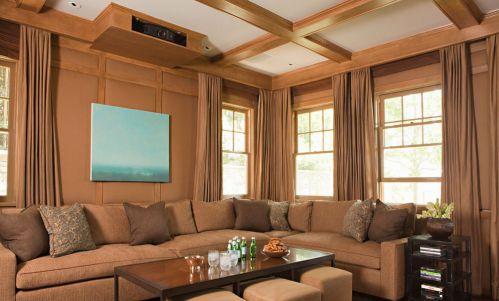 雅致现代风格客厅沙发效果图大全