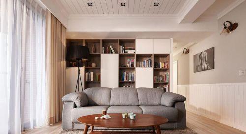 雅致现代风格客厅沙发图片欣赏