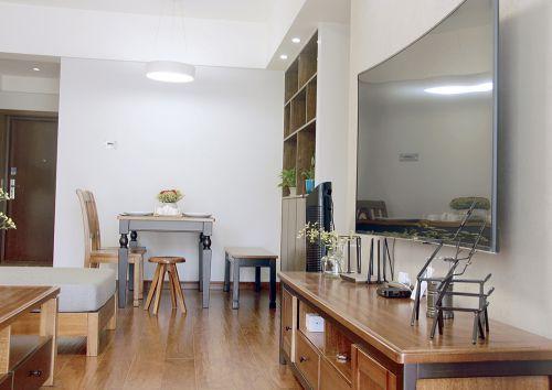 气质现代风格客厅背景墙装修设计