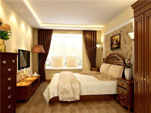 简欧风格二居室客厅影视墙装修效果图大全