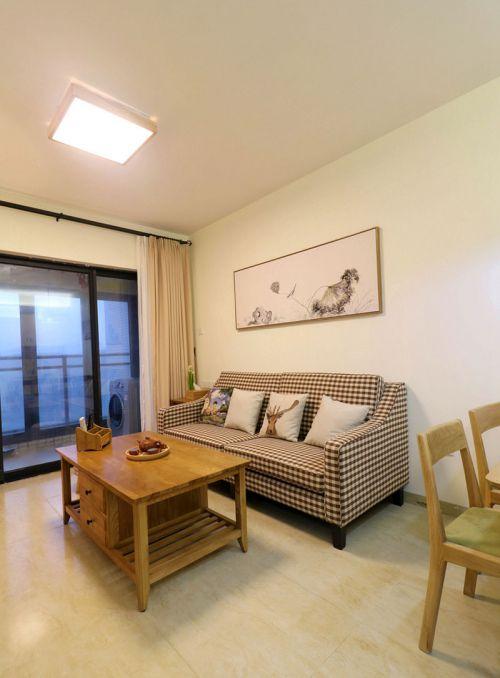 家装中式风格客厅沙发效果图欣赏