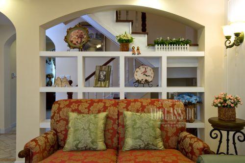 田园风格别墅客厅装修图片