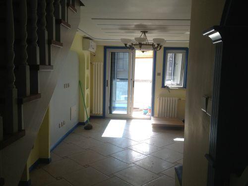 地中海风格一居室客厅装修图片
