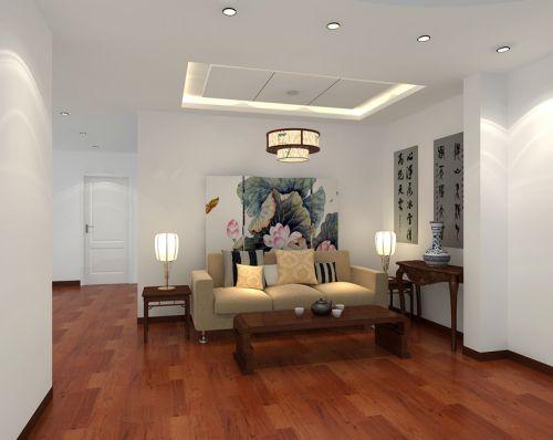 地中海风格四居室客厅装修效果图欣赏
