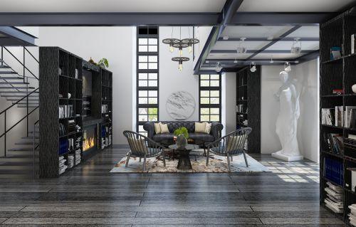混搭风格其它客厅照片墙装修效果图欣赏
