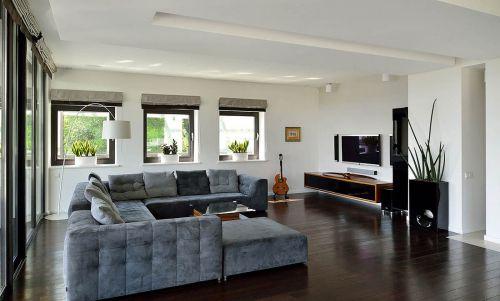奢华美式风格客厅沙发效果图欣赏