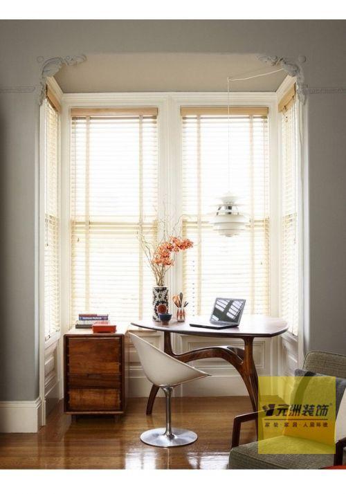 美式风格三居室客厅装修图片欣赏