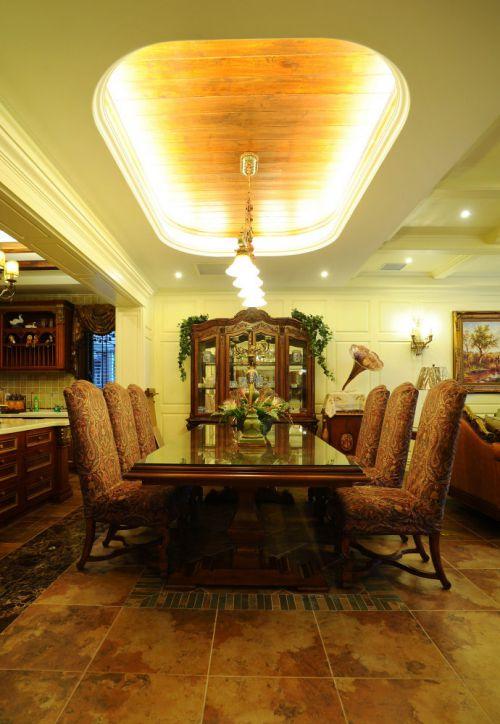 美式一居室客厅装修图片欣赏