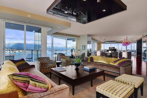 优雅气质东南亚风格客厅装修设计