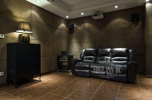 东南亚风格别墅客厅装修效果图大全