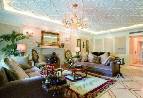 东南亚风格二居室客厅装修图片欣赏