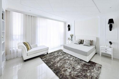 新古典风格三居室客厅装修效果图欣赏