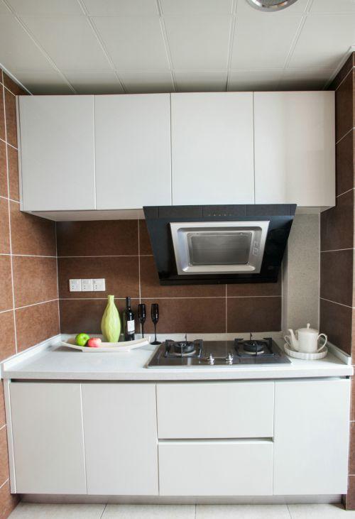 经济现代风格厨房橱柜效果图