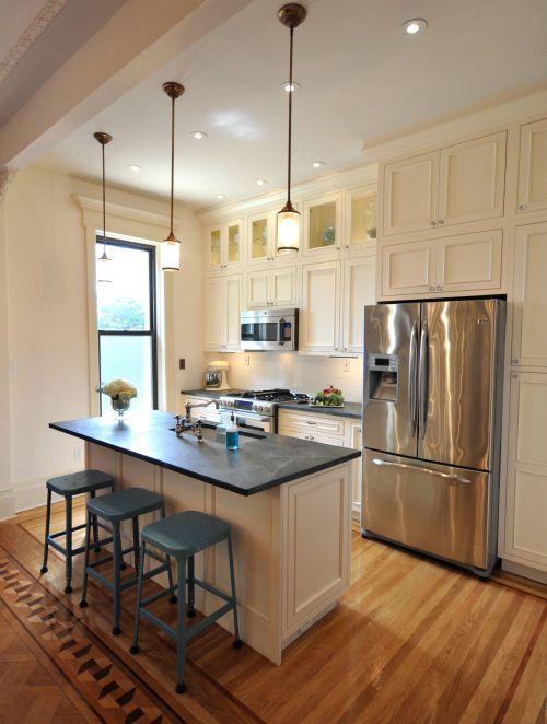 宜家现代风格厨房装修效果图