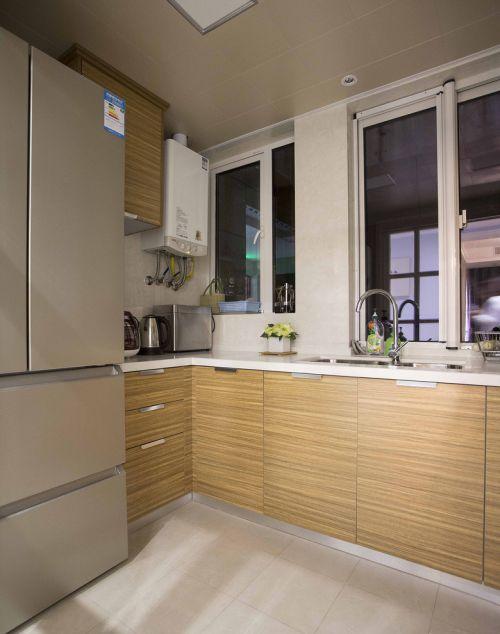 时尚现代简约风格厨房效果图大全