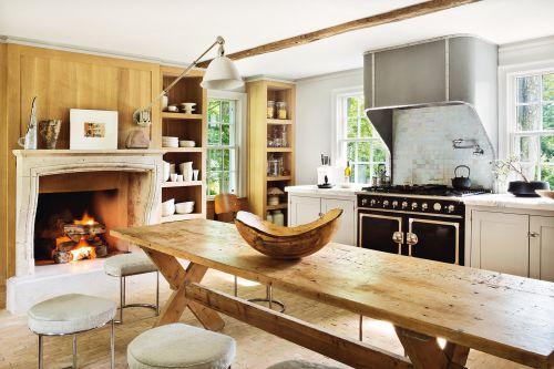 宜家原木清新现代风格厨房装修效果图