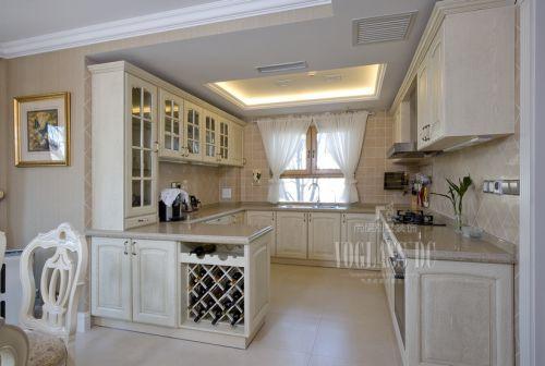 现代简约别墅厨房装修效果图大全