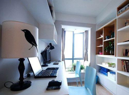 现代简约二居室厨房装修图片欣赏